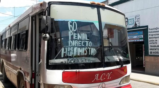 60 Penal Directo (Ruta 20)