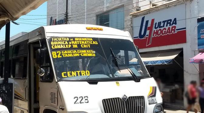82 García Ginerés Tanlum (Ruta 65)