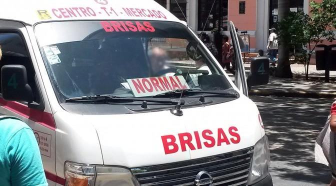 Brisas, Brisas normal, Conalep y SCT (Ruta 82)
