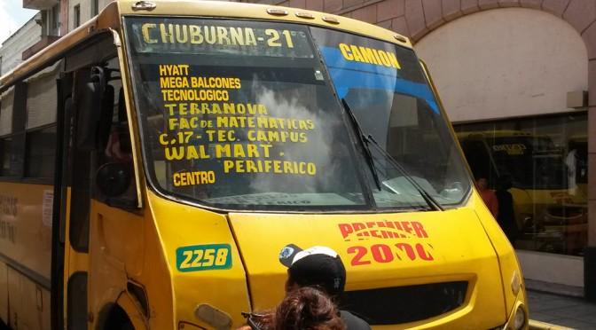 Chuburná 21 (Ruta 142)