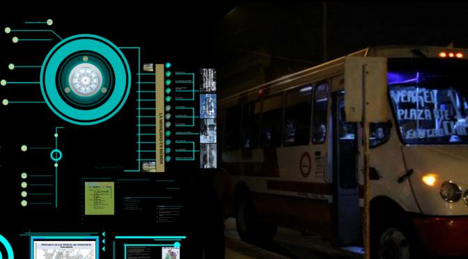 Ideas como mejorar el transporte público en Mérida